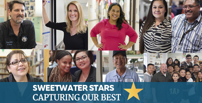 "Submit a ""Sweetwater Star"""