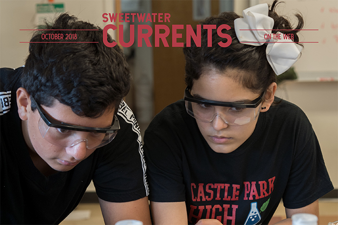 Sweetwater Currents October 2018