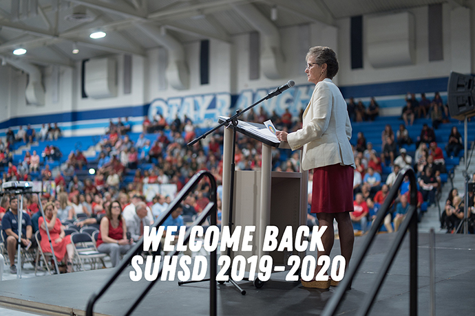Sweetwater District Hosts Welcome-Back Event to Kick-Off 2019-20 School Year