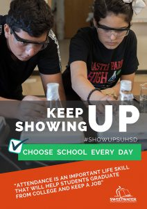 SUHSD Attendance - Show Up SUHSD